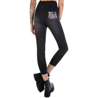 Damen Hose  DISTURBIA - Kiss My Ass, DISTURBIA
