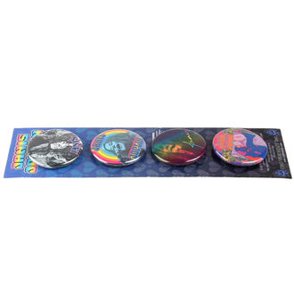 Ansteckbutttons Janis Joplin, C&D VISIONARY, Janis Joplin