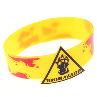 Gummi-Armband CDX Biohazard, C&D VISIONARY, Biohazard