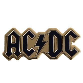Kleiner Aufkleber (Metal) AC / DC - Logo, C&D VISIONARY, AC-DC