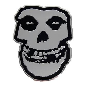 Kleiner Aufkleber (Metal) Misfits - Skull, C&D VISIONARY, Misfits