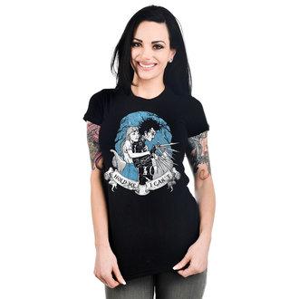 Damen T-Shirt - BABYDOLL - TOO FAST, TOO FAST