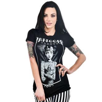 Damen T-Shirt - BABYDOLL - TOO FAST