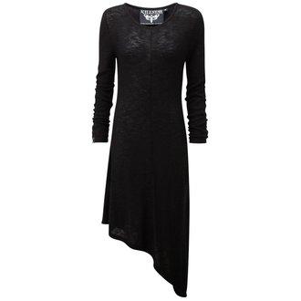 Damen Kleid KILLSTAR - Merciless Assymetrical