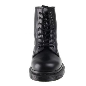 Leder Unisex Stiefel - DM 1460 MONO BLACK SMOOTH - Dr. Martens, Dr. Martens