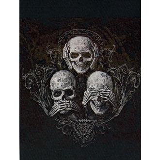 Decke ACHEMA GOTISCH - Nevermore No Evil, ALCHEMY GOTHIC