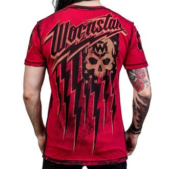 Herren T-Shirt - Strike First - WORNSTAR, WORNSTAR