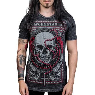 Herren T-Shirt - Hail - WORNSTAR, WORNSTAR