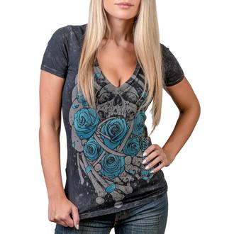 Damen T-Shirt - Heartbreaking - WORNSTAR, WORNSTAR