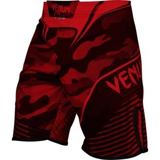 Kurze Boxer Hose VENUM - Camo Hero - Rot / Schwarz, VENUM