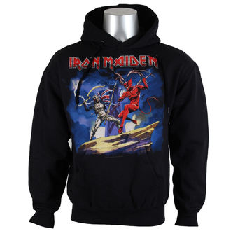 Herren Kapuzenpullover Iron Maiden - Legacy Beast Fight - ROCK OFF, ROCK OFF, Iron Maiden