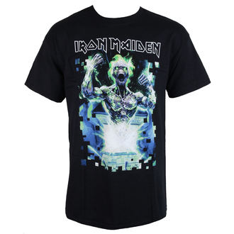 Herren Metal T-Shirt Iron Maiden - Speed of Light - ROCK OFF - IMTEE57MB