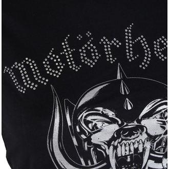 Damen Metal T-Shirt Motörhead - England - ROCK OFF, ROCK OFF, Motörhead