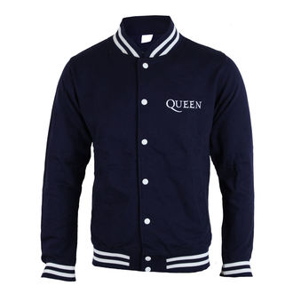 Herren Sweatshirt (ohne Kapuze) Queen - Crest - ROCK OFF, ROCK OFF, Queen