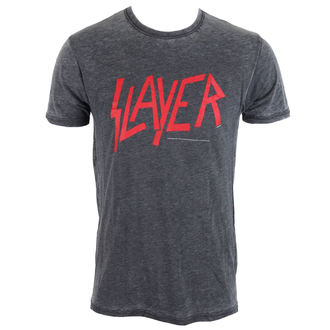 Herren Metal T-Shirt Slayer - CLASSIC LOGO - ROCK OFF, ROCK OFF, Slayer