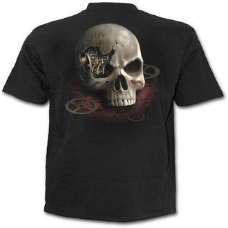 Kiinder T-Shirt - STEAM PUNK BANDIT - SPIRAL, SPIRAL