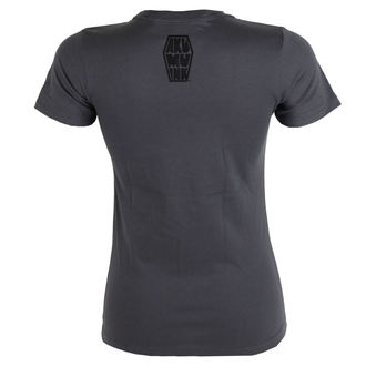 Damen T-Shirt Akumu Ink - Truly Alone, Akumu Ink