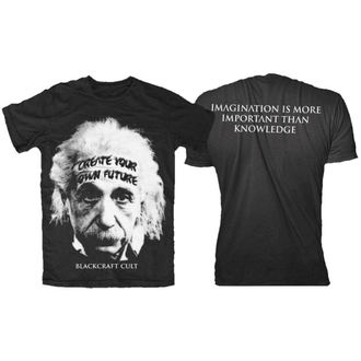 Herren T-Shirt - Einstein - BLACK CRAFT, BLACK CRAFT