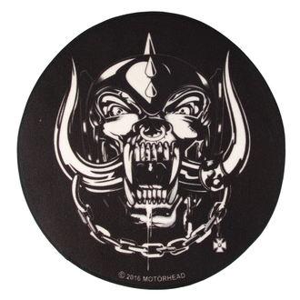 Teppich Motörhead - Warpig Logo - ROCKBITES, Rockbites, Motörhead