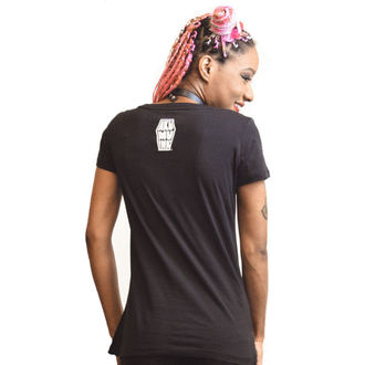 Damen T-Shirt - Last Words - Akumu Ink, Akumu Ink