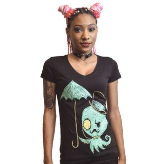 Damen T-Shirt - Mr. Octopoda - Akumu Ink, Akumu Ink
