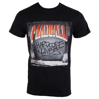Herren Metal T-Shirt Madball - Hardcore Lives - Buckaneer, Buckaneer, Madball