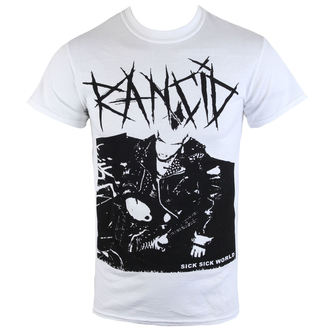 Herren Metal T-Shirt Rancid - Sick World - Buckaneer, Buckaneer, Rancid