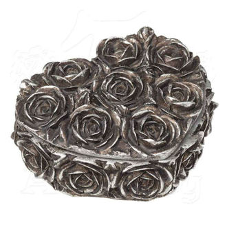 Dekoration (Schmuckschatulle) ALCHEMY GOTHIC - Rose Heart, ALCHEMY GOTHIC