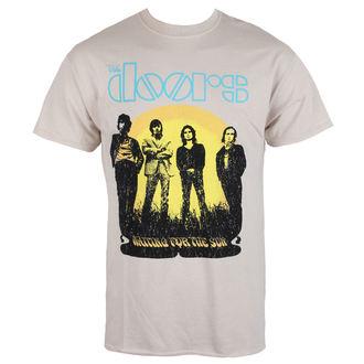 Herren Metal T-Shirt Doors - Sand - ROCK OFF, ROCK OFF, Doors