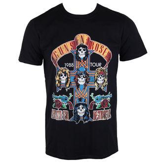 Herren T-Shirt Metal Guns N' Roses - Summer Jam 1988 - ROCK OFF, ROCK OFF, Guns N' Roses