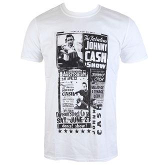 Herren T-Shirt Metal Johnny Cash - The Fabulous - ROCK OFF, ROCK OFF, Johnny Cash