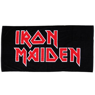 Handtuch Iron Maiden - Logo, Iron Maiden