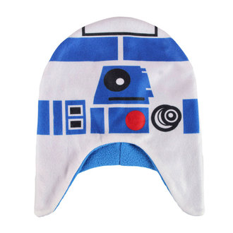 Kinder Mütze Star Wars - R2-D2 Face
