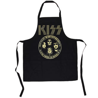 Schürze KISS - BAND - LIVE NATION, LIVE NATION, Kiss