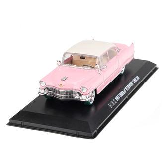 Dekoration Modellauto Elvis Presley - Cadillac Fleetwood - rosa mit weiß dach, NNM, Elvis Presley