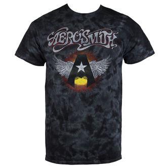 Herren T-Shirt Metal Aerosmith - Flying A - BAILEY, BAILEY, Aerosmith