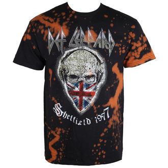 Herren T-Shirt Metal Def Leppard - Sheffielf - BAILEY - R-020SPB