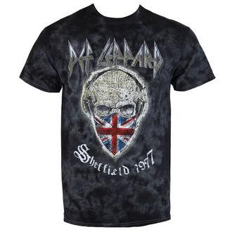 Herren T-Shirt Metal Def Leppard - Sheffielf - BAILEY