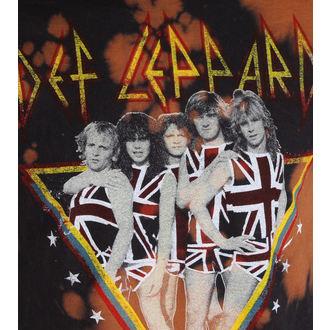 Herren T-Shirt Metal Def Leppard - 1983 Tour - BAILEY, BAILEY, Def Leppard