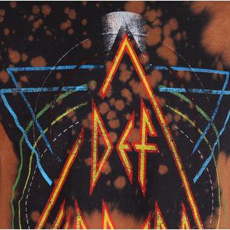 Herren T-Shirt Metal Def Leppard - Geo Shapes - BAILEY, BAILEY, Def Leppard