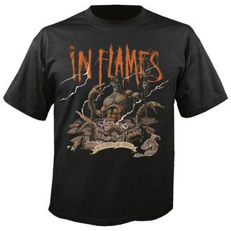 Herren T-Shirt Metal In Flames - Aquarius - NUCLEAR BLAST, NUCLEAR BLAST, In Flames