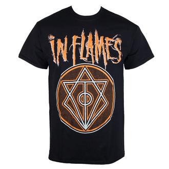Herren T-Shirt Metal In Flames - Vintage circle - NUCLEAR BLAST, NUCLEAR BLAST, In Flames