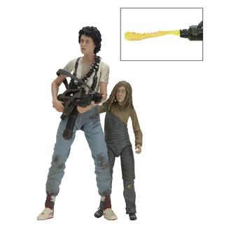 Action Figur Aliens - Ripley & Newt