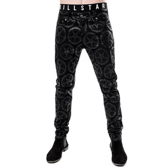 Herren Hose KILLSTAR - Baphomet Reaper Denim, KILLSTAR