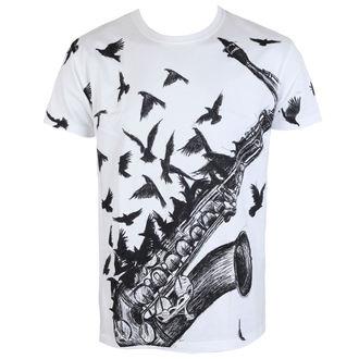 Herren T-Shirt Metal - Sax&Crows - ALISTAR, ALISTAR