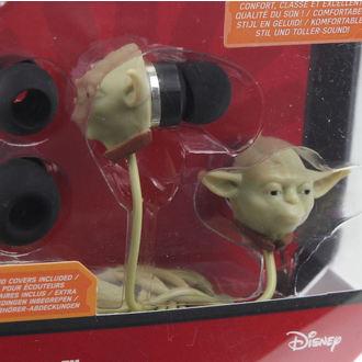 Kopfhörer Star Wars - Yoda - Grün, NNM