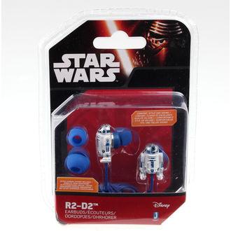 Kopfhörer Star Wars - R2-D2 - Wht / Blau, NNM