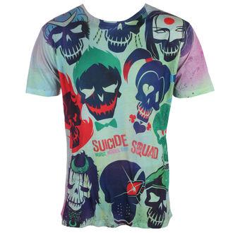 Herren T-Shirt Film Suicide Squad - Poster - LIVE NATION, LIVE NATION