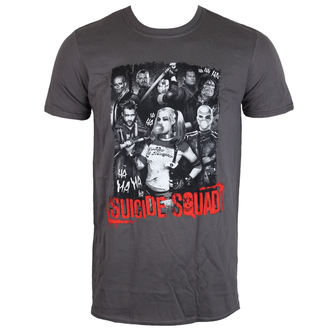 Herren T-Shirt Film Suicide Squad - HA HA HA - LIVE NATION, LIVE NATION