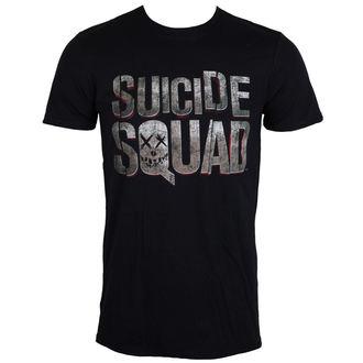 Herren T-Shirt Film Suicide Squad - Logo - LIVE NATION, LIVE NATION